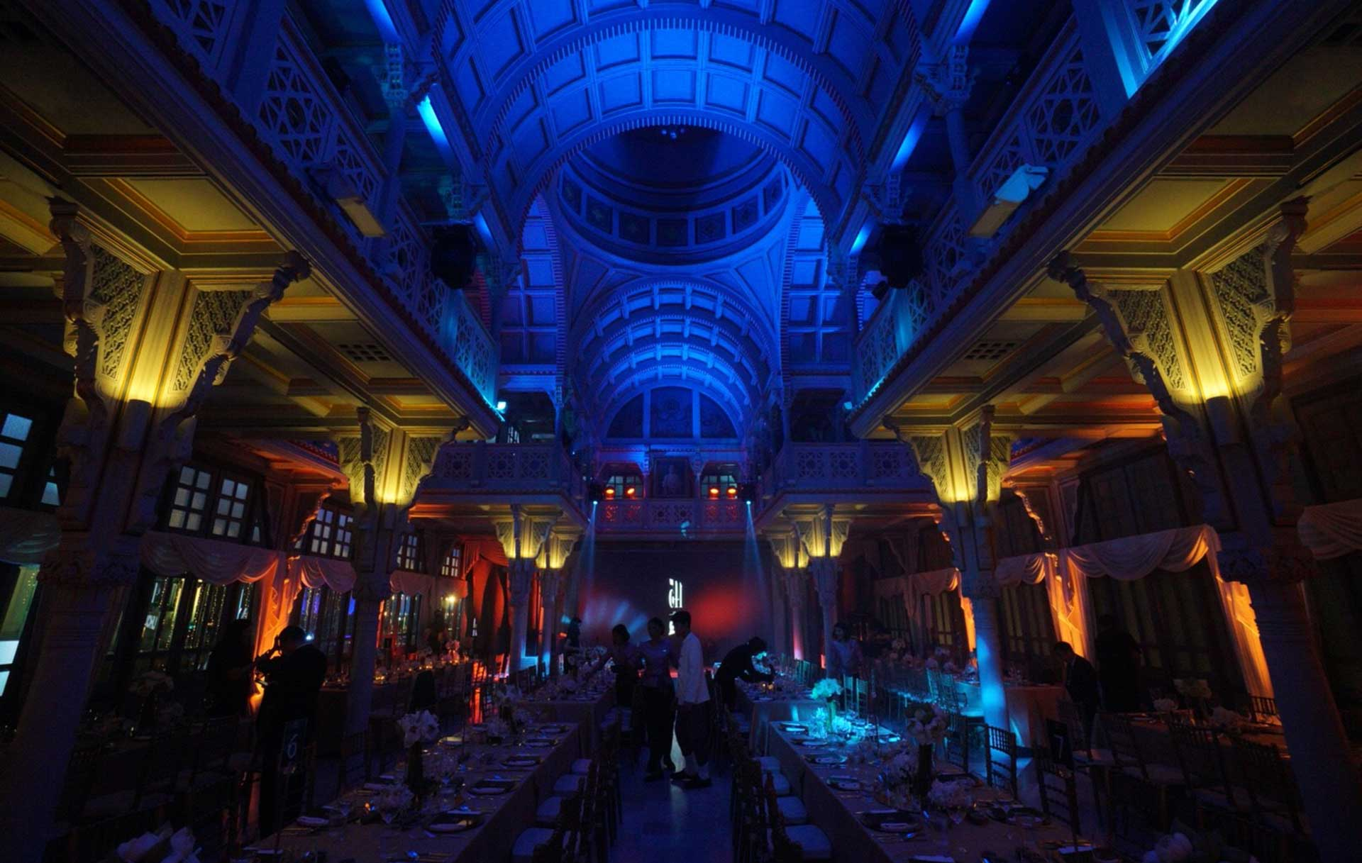 Shine a perfect light on your next event